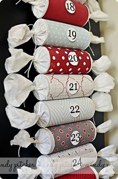 Will have to remember for next Christmas! Save those TP rolls!: