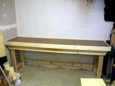 New WorkBench and Hot Box