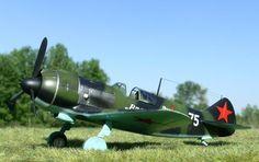 El Lavochkin La-5 (Лавочкин Ла-5) fue un caza soviético de la Segunda Guerra Mundial.  Fue un desarrollo y perfeccionamiento de la LaGG-3 y fue uno de los tipos más capaces de la Fuerza Aérea Soviética de avión de combate .:
