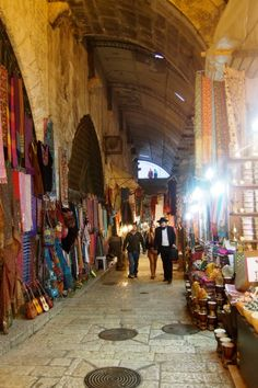 Bazaar - Old City, Jerusalem we done some shopping here in 2012 we loved Israel we wanna go back someday
