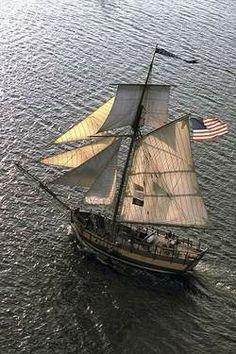 sloop - uss providence