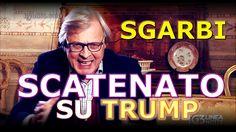 VITTORIO SGARBI SCATENATO SU TRUMP CONTRO IL MANIFESTO: ATTACCATE FIDEL ...