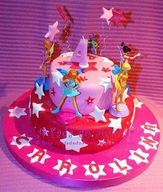 Torta Winx 22