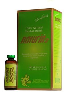 Naturin2  Natural Herbal Tonic Maintain  Restore Bodys Internal Balance 8 Fluid Ounce 1 Box -- See this great product.