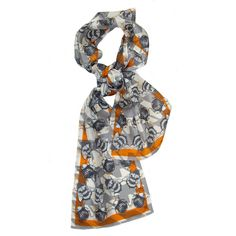 Geo Bug Long Silk Scarf by Craig Fellows, the perfect gift for Explore more unique gifts in our curated marketplace. Bee On Flower, Bee Jewelry, Textile Prints, Textiles, Hand Illustration, Unusual Gifts, Fashion 2017, Flower Prints, Beetle
