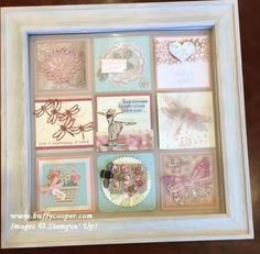 Falling in Love Stampler - Stamping in Winchester, VA, with Buffy Cooper