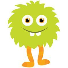 Baby Monster Clipart - Free Clip Art Images