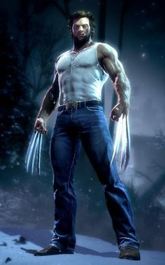 X-Men Origins: Wolverine Marvel Wolverine, Marvel Comics, Hq Marvel, Logan Wolverine, Marvel Heroes, Logan Xmen, Comic Book Characters, Comic Book Heroes, Marvel Characters