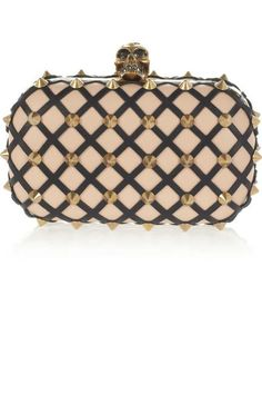 On my lust list: Alexander McQueen. A girl can dream, right?