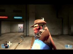 This is a preview of Steel Songbird Misc for Sniper that was added with 22 February 2013 Patch in Team Fortress 2 as a BioShock Infinite Promo!