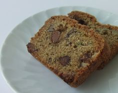 Paula Dean's Chocolate Chip Zuchinni Bread @ Just Another Hang Up