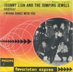 Johnny Lion & The Jumping Jewels.