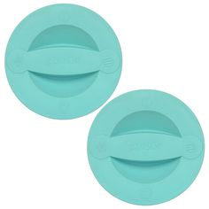Pyrex 2 Cup Measuring Cup Lid - Turquoise (2-Pack) > Don't get left behind, see this great product : Baking mixing bowls