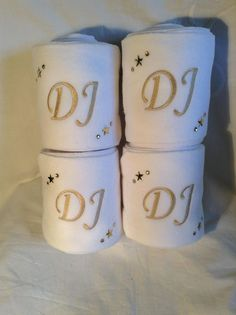 Dressage, Napkin Rings, Bespoke, Bling, Crystals, Style, Taylormade, Swag, Jewel