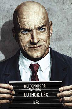 Lee Bermejo - Lex Luthor