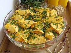 Sałatka-Hit imprezy Good Food, Yummy Food, Polish Recipes, Polish Food, Salad Recipes, Potato Salad, Food To Make, Food Porn, Food And Drink
