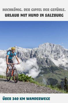 Ein Hoch auf den König! In der Ferienregion Hochkönig ist der Urlaub zuhause. Berge und Natur betten die Besucher in echte Hochgefühle und entlassen sie wieder mit unvergesslichen Erinnerungen. Die ersten Hochgefühle stellen sich schon beim Anblick des Hochkönigspanoramas ein.Wer am Hochkönig ankommt, darf sich wie ein König fühlen. Mount Everest, Mountains, Nature, Travel, Salzburg Austria, Hiking Trails, Holiday Destinations, Road Trip Destinations, Tours