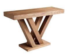 Our very popular Madero console is now available in a beautiful slightly distressed oak veneer with a driftwood finish. The base of this extra ordinary console is inspired by groups of tree trunks sprouting from the earth. It gives the table an almost organic look while the clean lines remain very modern.