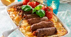 Amazing bars that always get rave revie. Easy Beef Wellington, Wellington Food, Quinoa Salad Recipes Easy, Raw Food Recipes, Béarnaise Sauce, Clean Eating Salate, Cauliflower Rice Risotto, Red Beans Recipe, Sandwich Spread