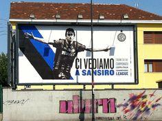 Leftloft, we are an italian design company / Projects / Ci Vediamo a Sansiro (2011-2012 billboard, Milito)
