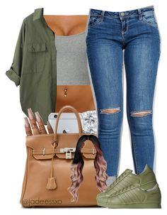 """""""place // bahja rodriguez"""" by jadeessxo ❤ liked on Polyvore featuring Blue Nile, Hermès and Wet Seal"""