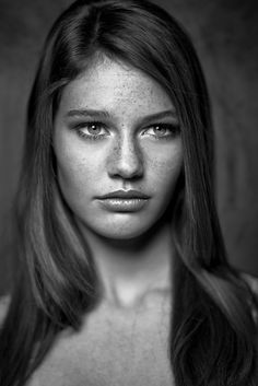 Anabel of Corestone Models by Michael Woloszynowicz Black And White Models, Black And White Portraits, Beauty Photography, Portrait Photography, Fashion Photography, Studio Portraits, Female Portrait, A 17, Photo Contest