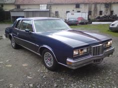 1979 pontiac grand prix | Car detail - Pontiac Grand Prix 4.9 (302 cui)