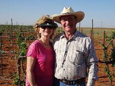 Gail and Bill Day - Buena Suerte Vineyards