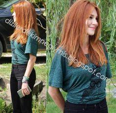 Kiralık Aşk - Defne (Elçin Sangu), Berenice T-shirt