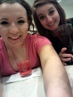 We drink often! ;)  just kidding..