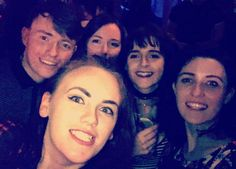 Such a good night on Saturday!  Definitely worth the hangover. #friends #college #out #party #drunk