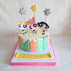 Pasta Diyarı: Powerpuff Girls Pastası