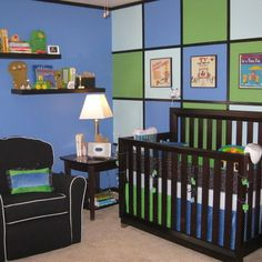 Baby Room Painting Ideas Design Ideas, Pictures, Remodel, and Decor