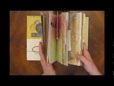 Amazing junk journal video! I have to make one of these!