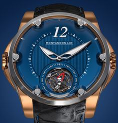 Montandon Windward TMA01 V1 Watch Watch