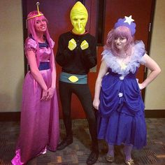 Pix For > Adventure Time Costumes Princess Bubblegum