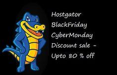 HostGator Black Friday Discount Coupon