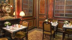 Restaurant Ladurée Champs-Elysées à Paris 8ème : Champs-Elysées - menu, avis, prix et réservation
