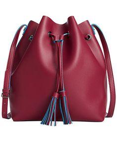 8e2221bb339 Steve Madden BGemmaa Bucket Bag & Reviews - Handbags & Accessories - Macy's