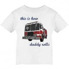 Firefighter Designs - Customized Girl