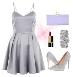 """""""Untitled #11"""" by daisychain24 on Polyvore featuring Mela Loves London, Lauren Lorraine, Revlon, Palm Beach Jewelry and Ted Baker"""