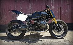 caferacerpasion.com  BMW R nineT #FlatTrack - Pier City Cycles [TAGS] #caferacerpasion #bmw