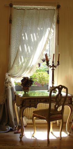 Airy..Beautiful Curtain