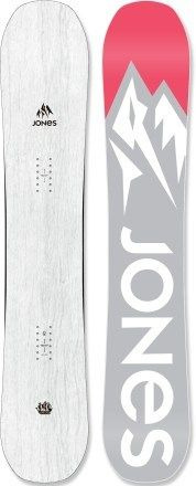 Jones Mothership Snowboard - Women\'s - 2013/2014