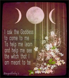 This is mostly witchy stuff. I love this path and i intend to study and learn all about it. I'm also into Gothic, creepy, vintage, witchy, photos. Many blessings. Wiccan Witch, Wicca Witchcraft, Magick Spells, Wiccan Magic, Eclectic Witch, Witch Spell, Moon Witch, Moon Goddess, The Goddess