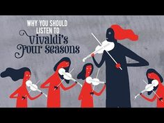Why should you listen to Vivaldi's Four Seasons? - Betsy Schwarm | TED-Ed