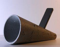 """Check out new work on my @Behance portfolio: """"Concrete Speaker"""" http://on.be.net/1FJvBrh"""
