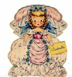 Hallmark - Cinderella 1947.  This is the first doll that came out, and one of my aunts had given it to me.  Cinderella started my collection.