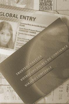 1.通関が驚異的にスムーズになるTSA(TSA Pre-Check card)