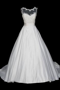 Suknia ślubna typu princeska Rita